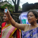 Flood relief in West Bengal