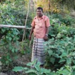 Gyanendra is now a motivated integrated farmer!