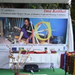 Weaving for peace and development