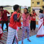 'Performing arts' for food and nutrition security in rural India