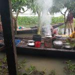 Staying afloat amidst floods and coronavirus