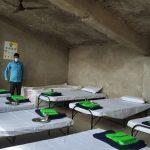 Community managed quarantine centers